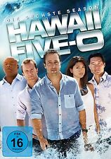 HAWAII FIVE-0 - SEASON 6  O'LOUGHLIN,ALEX/CAAN,SCOTT/+   6 DVD NEU