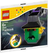 LEGO 40032 Halloween Witch Set...71 pcs big set