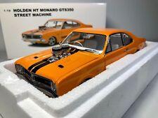 AUTOart 1:18 Holden HT Monaro GTS350 Street Machine - Metallic Orange BRAND NEW