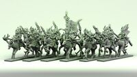 Forest Dragon Impressions 3D Wood Elves-Cavaliers Bündel 2-Echelle 10MM