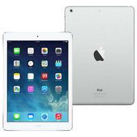 tablet Apple Ipad Air Wifi 16GB Silver BLOQUEADO - LOCKED