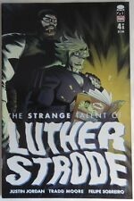 2012 THE STRANGE TALENT OF LUTHER STRODE #4 -  F                (INV11998)