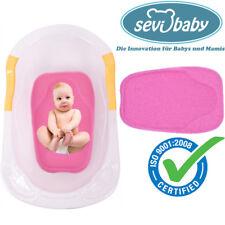 Baby Badeschwamm Sevibaby Sitzschwamm ROSA Badeunterlage Für Babys ab der Geburt