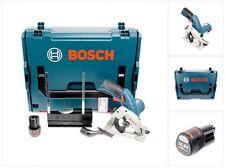 Bosch GKS 10,8 V-LI Professional Akku Kreissäge in L-Boxx + GBA  2,5 Ah Akku