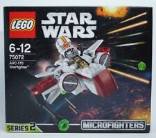 LEGO 75072 Star Wars Microfighters ARC-170 Starfighter Series 2 - NEW