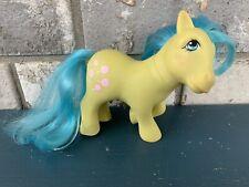 Vintage G1 Hasbro My Little Pony Tootsie T2