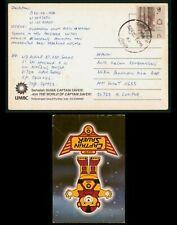 Mayfairstamps Malaysia Ohor Bahru to Sistem TV Captain Sauer Postcard wwr_01287