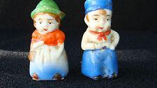 Dutch Boy & Girl Salt & Pepper Shakers