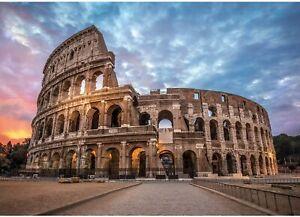 Clementoni - Colosseum Sunrise - 3000 Piece Jigsaw Puzzle