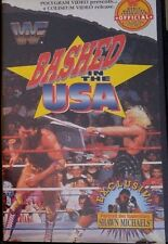 WWF Bashed in the USA 1993 ORIG VHS WWE Wrestling deutsch