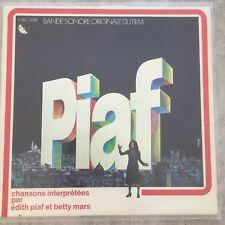 PIAF - Bande Sonore Original Du Film (EMI 1C 062-15308 Stereo / NM)