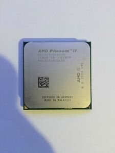 AMD Phenom II x6 1055T 2.8GHz 6MB Hex Core AM3 125W Processors CPU HDT55TFBK6DGR