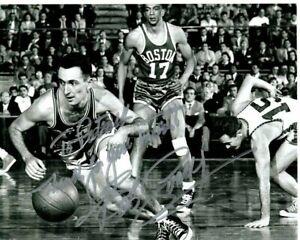 BOB COUSY Autographed Signed NBA BOSTON CELTICS Photograph - To Patrick