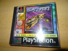 Sanvein San Vein PS1 Playstation 1 MINT COLLECTORS PAL VERSION