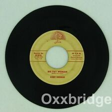 BOBBY FREEMAN Do You Want To Dance/Big Fat Woman JOSIE Original 1958 DOO WOP 45