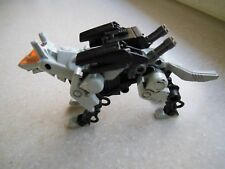 Zoids Command Wolf Tomy Hasbro 2002 Action Figure W/accessorie.
