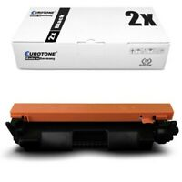 2x Eco Toner For CRG051H Canon I-Sensys Mf 267 Dw Mf 269 Dw Approx. 4.100 Pages