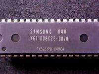 K6T1008C2E-DB70 - Samsung Integrated Circuit (DIP-32)