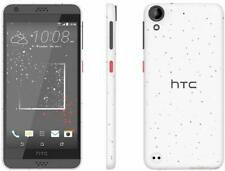 HTC Desire 530 Android Smart Phone Unlocked Worldwide (White Speckle) Brand New
