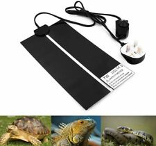 2-Pack Reptiles Heat Mat Temperature Heating Pad Heater Turtle Tortoise Snakes
