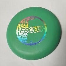 Discraft Pro D Focus Green Disc Golf Putter 169g