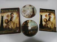 Il señor de los anillos Le Due Torres 2 X DVD Ed Speciale Spagnolo Inglese - Am