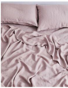 Bed Threads Lavender Fitted Sheet