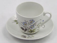 Hostess TableWare British Anchor Staffordshire England L5 Floral Tea Cup Saucer
