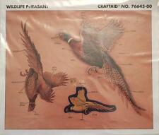 Tandy Leather Craftool Craftaid 76645-00 Wildlife - Pheasant