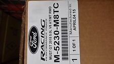 FORD RACING 2015+ MUSTANG 5.0 V8 AXLE BACK EXHAUST,TOURING, POLISHED M-5230-M8TC