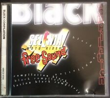 Black Compilation CD 1997 Selenia Free Sound ‎– MMCD 9704