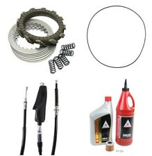 Honda CRF450R 2002–2008 Tusk Clutch, Springs, Gasket, Cable Kit & Oil Change Kit