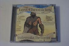 THE LOST CHRONICLES OF SNAKEYES AKA THE WARRIOR VOL 1 CD (G-Funk Da Unda Dogg)