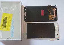 Samsung Galaxy S7 G930F Pantalla Táctil LCD Pantalla Completo Original Genuino Blanco