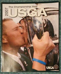 2007 USGA THE CHAMPIONSHIP YEAR TRIP KUEHNE ON COVER - US GOLF ASSOCIATION