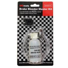 One Man Do Brake Bleeder Bottle Magnetic Master Set Caliper Car Garage 20009107