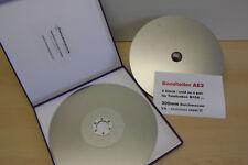 "Bandteller/ Tape Record Plate 12"", 30 cm, 1 pair,  f. Telefunken M15A, Art.AE2"