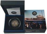France 2 Euro 30 Years Fall of the Wall Berlin 2019 PP Polished Plate Box COA