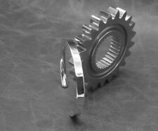 "Men's Gents Solid 925 Sterling Silver Open Torque Bangle Bracelet ""Handmade"""
