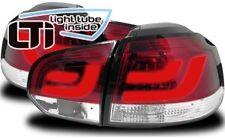 Fari posteriori a LED CCFL Light Tube Volkswagen Golf  VI 6 08->12 Rossi LTI