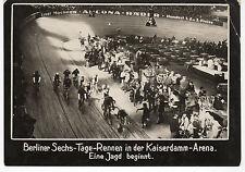 260117#PRESSE FOTO  BERLIN -KAISERDAMM-ARENA, SECHS TAGE-RENNEN    #030