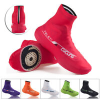 Bike Cycling Shoe Covers Warm Cover Rain Waterproof Protector Overshoes Sport