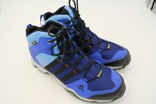4175cfd0f Adidas Gore Tex Womens AX2 Hiking Shoes Purple Blue Black Size 10.5 Used