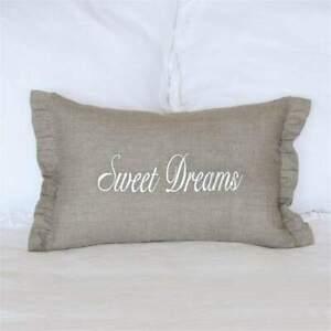 """Sweet Dreams"" Decorative 13"" x 19"" Pillow"