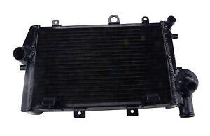 Aluminum Radiator Alloy Full For BMW K100 RS K100RS 1000 1984-1990 86 87 Black