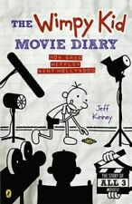 NEW The Wimpy Kid Movie Diary By Jeff Kinney  Paperback Free Shipping