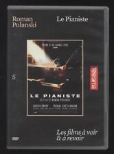 DVD LE PIANISTE FILM DE ROMAN POLANSKI Palmes d Or Cannes 2002 NEUF SANS BLISTER
