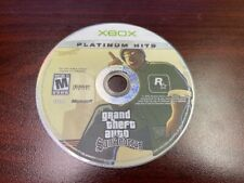 Grand Theft Auto San Andreas (Microsoft Xbox) - Disc Only - A1461
