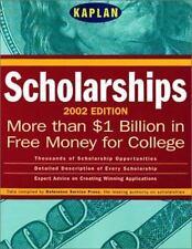 KAPLAN ~ Scholarships 2002 Edition ~ David Weber (2001)