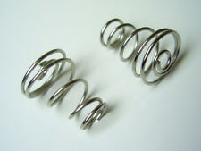 C / D Battery Terminal Springs - Set of two - 21mm x 16.5mm - Replacements -